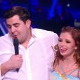 """Artus et Marie Denigot - demi-finale de """"Danse avec les stars 7"""", samedi 10 décembre 2016, sur TF1"""