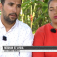 """Mounir et Lydia - Emission """"Pékin Express 2019"""", le 15 août 2019 sur M6."""