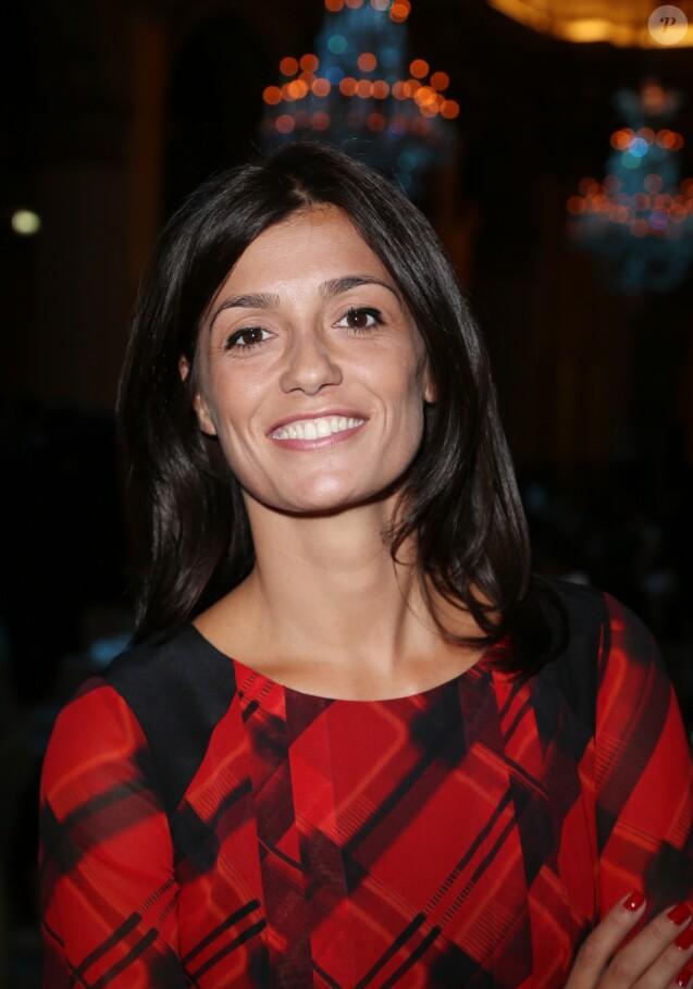 Exclusif - Tania Young - Soirée annuelle de la FIDH (Federation Internationale des Droits de l'homme) et 65e anniversaire de la Declaration universelle des Droits de l'Homme à l'hôtel de Ville de Paris le 10 decembre 2013.