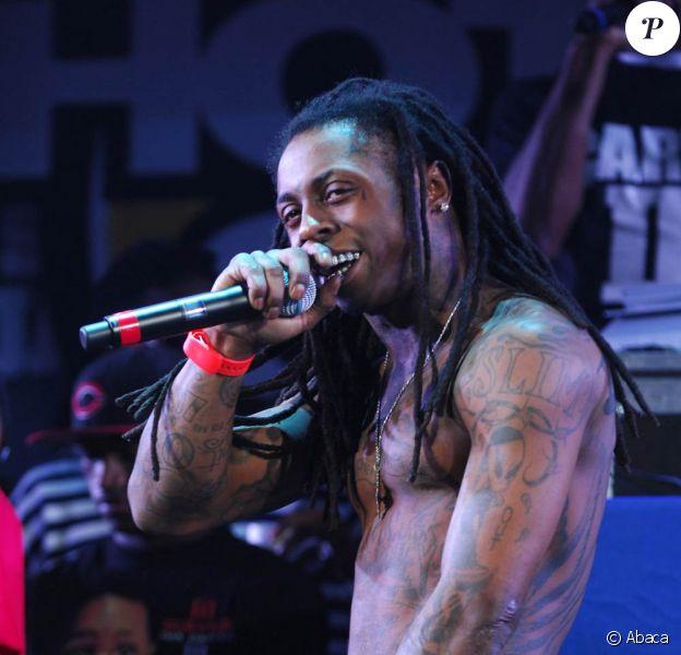 Lil Wayne est malade. Son concert parisien est annulé.