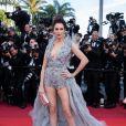 """Frédérique Bel - Montée des marches du film """"Rocketman"""" lors du 72ème Festival International du Film de Cannes. Le 16 mai 2019 © Borde / Bestimage"""