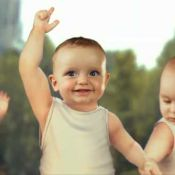 Les Roller Babies d'Evian : Ils reviennent !