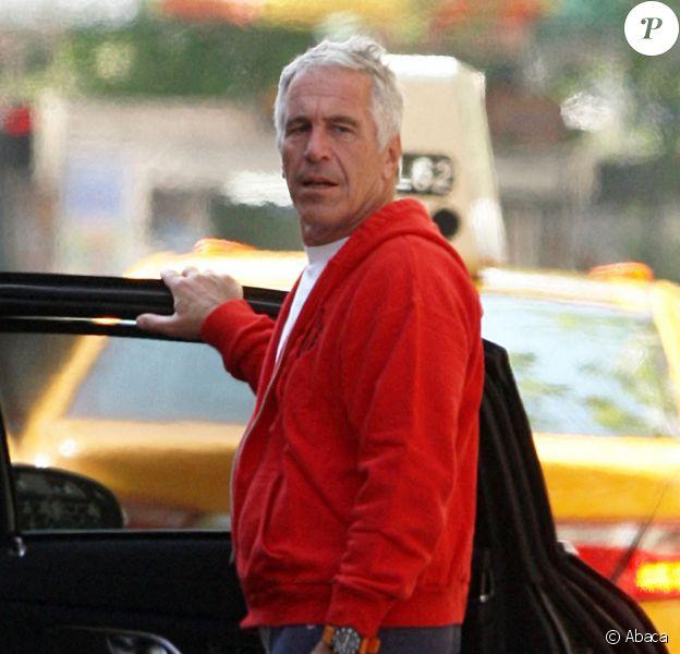 Le millionnaire américain Jeffrey Epstein s'est suicidé en prison le 10 août 2019, à New York. Ici à Manhattan en 2015.