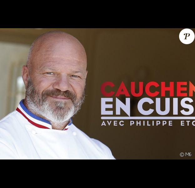 """Logo de """"Cauchemar en cuisine"""", sur M6"""
