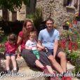 """Thierry de """"L'amour est dans le pré 2014"""" présente ses deux enfants dans """"L'amour est dans le pré, que sont-ils devenus', 19 août 2019"""