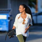 """Christina Milian, confidences sur sa grossesse : """"Mon ventre change chaque jour"""""""