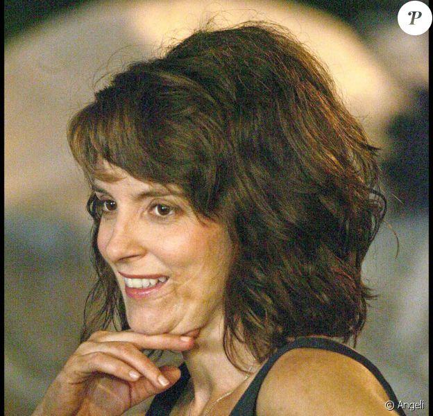 """Tina Fey tourne """"Date Night"""", sous la direction de Shawn Levy, à New York, le 2 juillet 2009 !"""