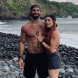Les catcheurs Seth Rollins et Becky Lynch se sont fiancés. Août 2019.