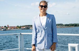 Princesse Victoria : Une rentrée stylée, en mer et en baskets