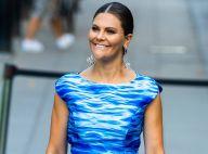 Princesse Victoria : Sa robe au Junior Water Prize, c'est la mer à voir !