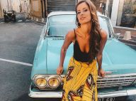 Malika Ménard en Grèce : bikini, bronzette et... grosse gamelle dans les vagues