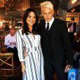 Camille Guaty et son mari  Sy Rhys Kaye  sur Instagram.