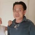 """Cécilia de """"Koh-Lanta"""" enceinte, au côté de son papa - Instagram, le 17 mai 2019"""