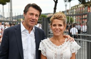 Laura Tenoudji et Christian Estrosi : Baiser enflammé devant tout Nice