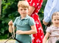 Kate Middleton et William : Quand le prince George passe en mode camouflage !