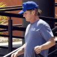 Sean Penn en vacances au Mexique
