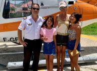 Laeticia Hallyday : Excursion de rêve avec Jade et Joy pour la fin des vacances