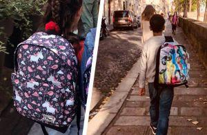 Jamel Debbouze : Rare photo de ses enfants pour la rentrée