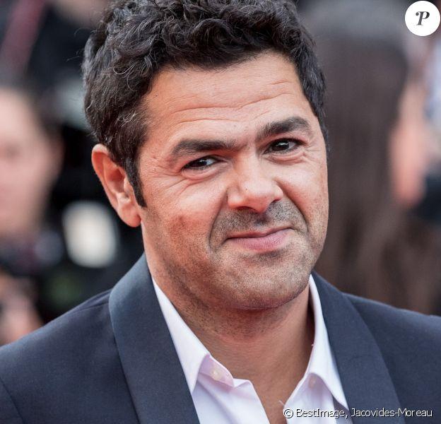 """Jamel Debbouze - Montée des marches du film """"Les Misérables"""" lors du 72ème Festival International du Film de Cannes. Le 15 mai 2019 © Jacovides-Moreau / Bestimage"""