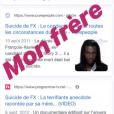 Quentin Dehar, le sosie de Ken français, s'est donné la mort le 2 septembre 2019.