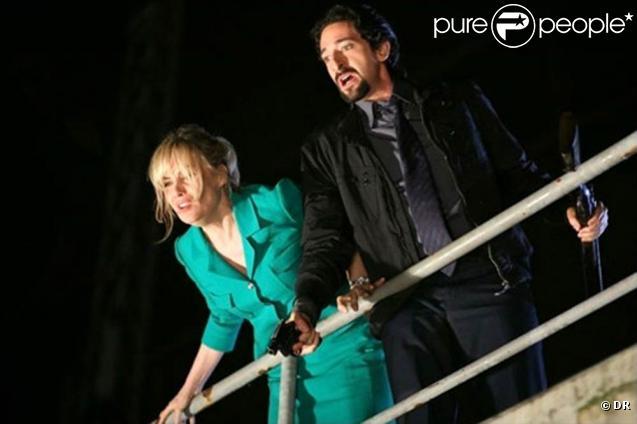 """Emmanuelle Seigner et Adrien Brody enquêtent dans """"Giallo"""", de Dario Argento !"""