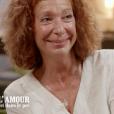 """Ghislaine - """"L'amour est dans le pré 2019"""" sur M6. Le 16 septembre 2019."""
