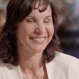 """Angélique - """"L'amour est dans le pré 2019"""" sur M6. Le 16 septembre 2019."""