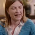 """Catherine - """"L'amour est dans le pré 2019"""" sur M6. Le 16 septembre 2019."""