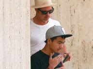 Maddox Jolie-Pitt évoque pour la première fois sa relation avec son père