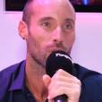 """Sami El Gueddari de """"Danse avec les stars 2019"""" en interview pour """"Purepeople"""", le 4 septembre 2019"""