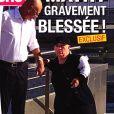"""Magazine """"France Dimanche"""", en kiosques le 13 septembre 2019."""
