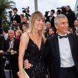 """Nagui et sa femme Mélanie Page - Montée des marches du film """"Douleur et Gloire"""" lors du 72e Festival International du Film de Cannes. Le 17 mai 2019 © Borde / Bestimage"""