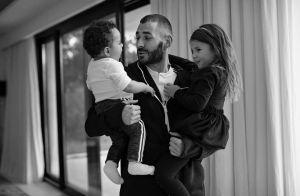 Karim Benzema papa gaga : Rare vidéo de sa fille Mélia, qui chante avec lui