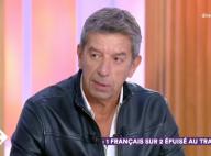 """Michel Cymes victime d'un burn-out : """"J'étais en train de partir"""""""