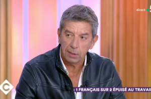 Michel Cymes victime d'un burn-out :