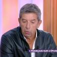 """Michel Cymes dans """"C à vous"""", le 18 septembre 2019, sur France 5"""