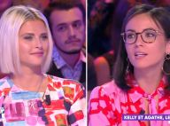 Agathe Auproux et Kelly Vedovelli toujours rivales : les images qui le prouvent