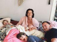 Alanis Morissette : Sein nu et en famille, elle partage l'allaitement de Winter