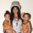 Les photos de famille de Beyoncé avec ses enfants, Blue Ivy, Rumi et Sir, partagées sur son site officiel le 20 septembre 2019.
