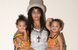Beyoncé : De jolies photos de famille avec les jumeaux Rumi et Sir dévoilées