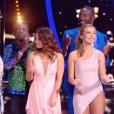Danse commune- Soirée de la love night pour le second prime de Danse avec les stars 2019- Samedi 28 septembre 2019.