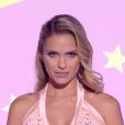 Prestation de Clara Morgane- Soirée de la love night pour le second prime de Danse avec les stars 2019- Samedi 28 septembre 2019.