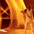 Prestation de Azzize Diabaté- Contemporain- Soirée de la love night pour le second prime de Danse avec les stars 2019- Samedi 28 septembre 2019.