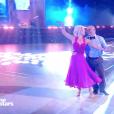 Prestation de Yoann Riou sur un foxtrot pour sa maman- Second prime de Danse avec les stars 2019, la love night- Samedi 28 septembre 2019.