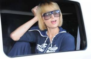 Paris Hilton ne quitte plus le nouvel homme de sa vie... Freddy !