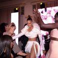 """Le top model Cindy Bruna fête ses 25 ans au Lutetia """"Pop Up"""" Club. La soirée a été organisée par Five Eyes Production. Paris, le 28 septembre 2019. © Rachid Bellak / Bestimage"""