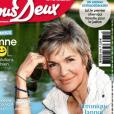Retrouvez l'intégralité de l'interview de Véronique Jannot dans le magazine  Nous Deux , numéro 3770, du 1er octobre 2019.
