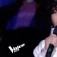 """Ali - """"The Voice Kids 2019"""", le 4 octobre 2019 sur TF1."""