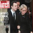 """Couverture de """"Paris Match""""- 3 octobre 2019."""