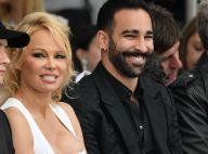 Adil Rami repéré à Londres avec une blonde, aux allures de Pamela Anderson